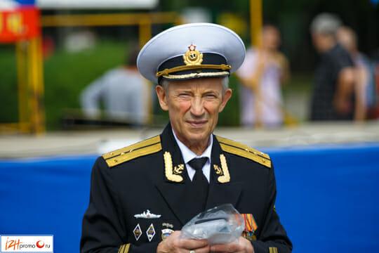 День военно-морского флота в Ижевске