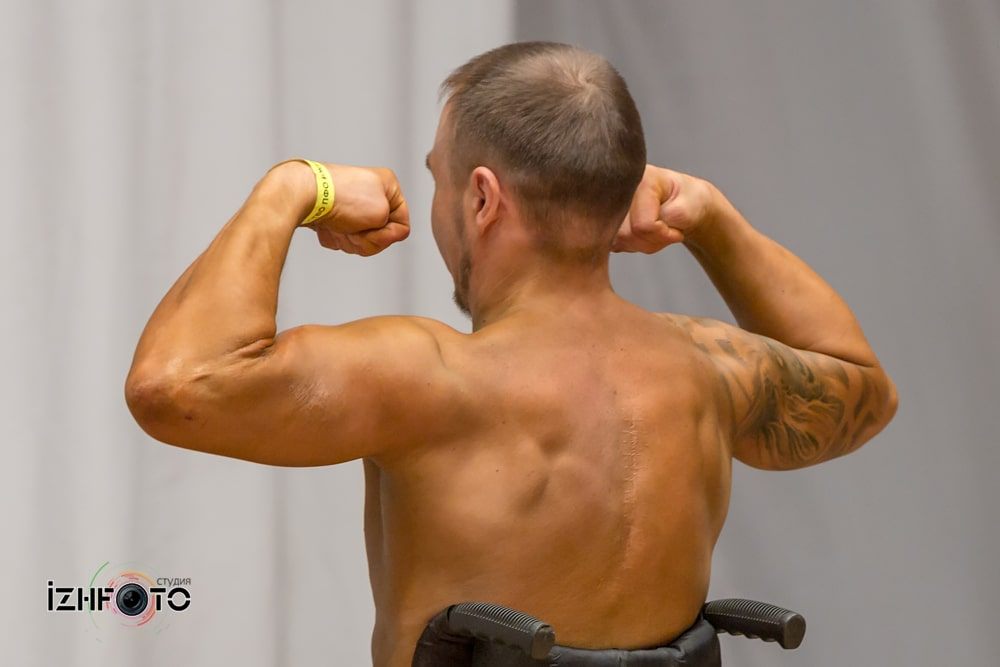 Спорт для спортсменов с ограниченными возможностями