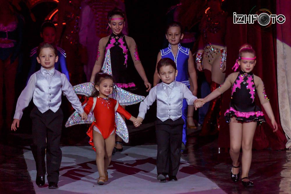 Фото с циркового шоу