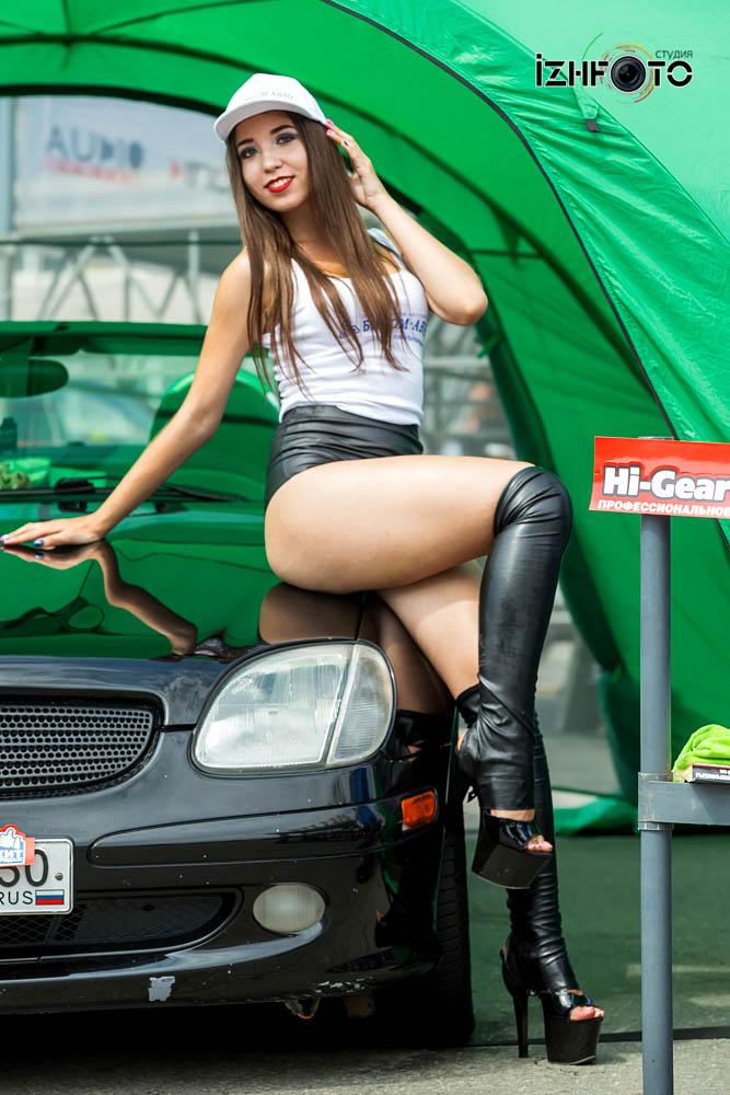 Чемпионат по автозвуку в Ижевске