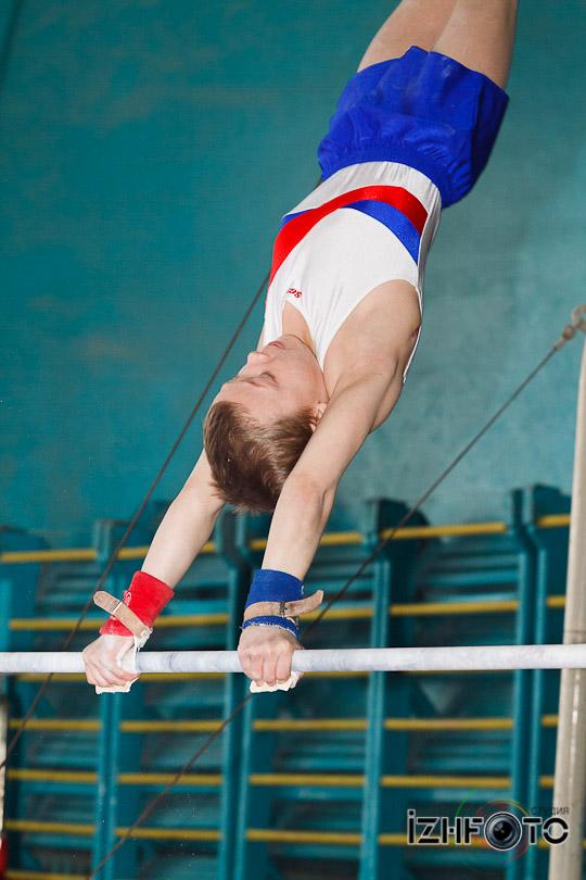 Развитие детского спорта в Ижевске