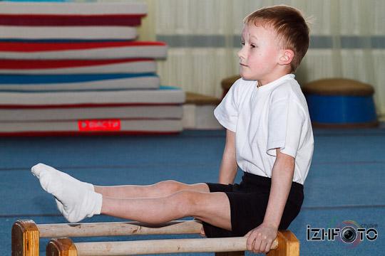 Занятия спортом для детей в Ижевске