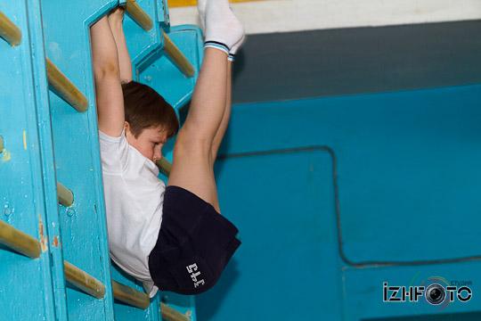 Фото Детская гимнастика