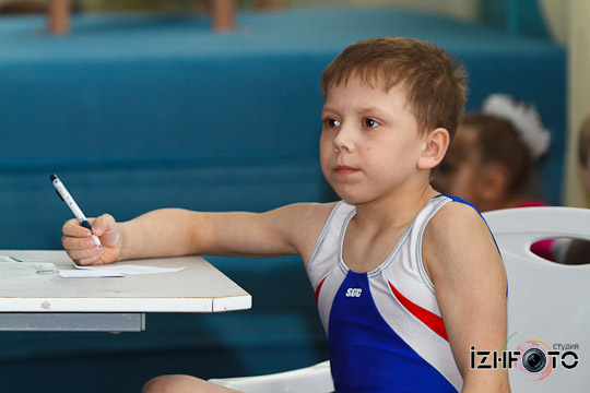 Детские занятия спортом