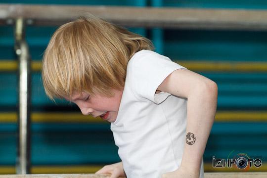 Развитие детского спорта в Удмуртии