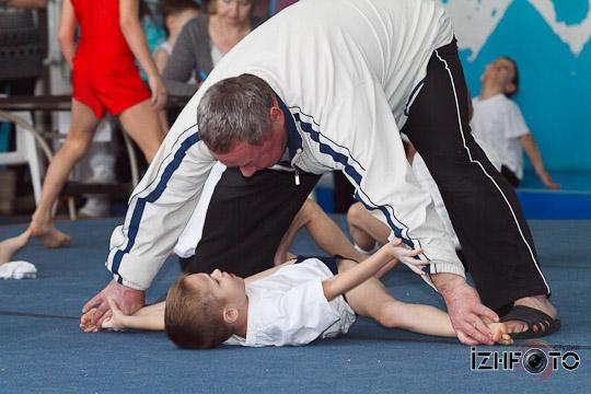 Детская гимнастика в Ижевске