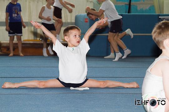 Детский спорт Ижевск