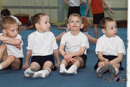 Юные спортсмены Фото