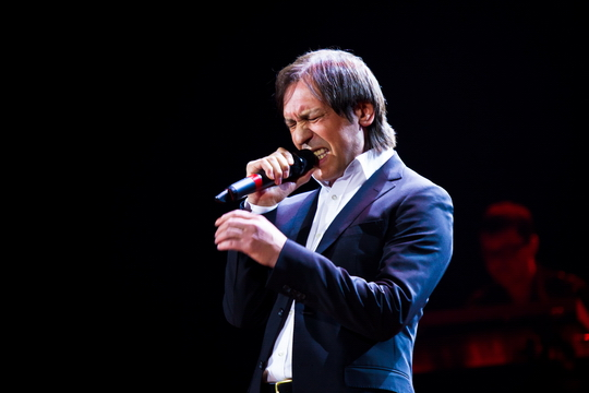 Николай Носков, фото с концерта
