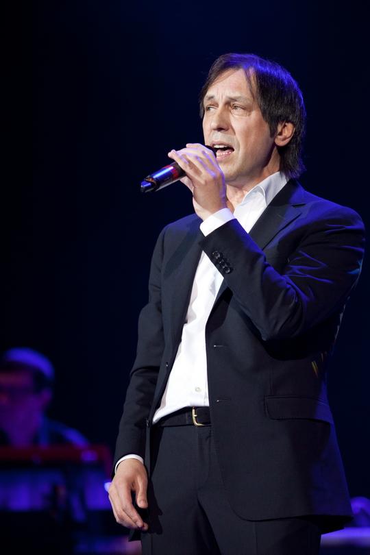 Фотографии с концерта в Ижевске Николая Носкова
