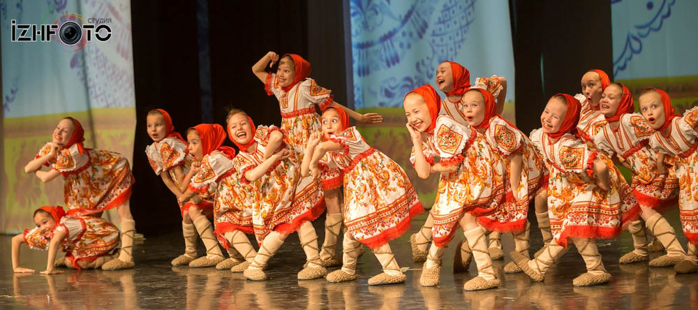 Театр танца «Веснушки» Г. Ижевск