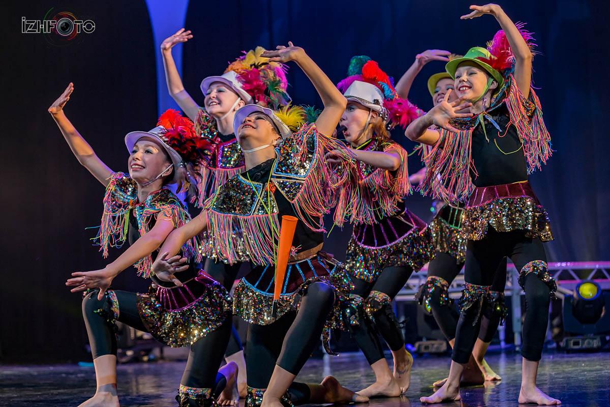 Юбилейный концерт театра Розовый слон