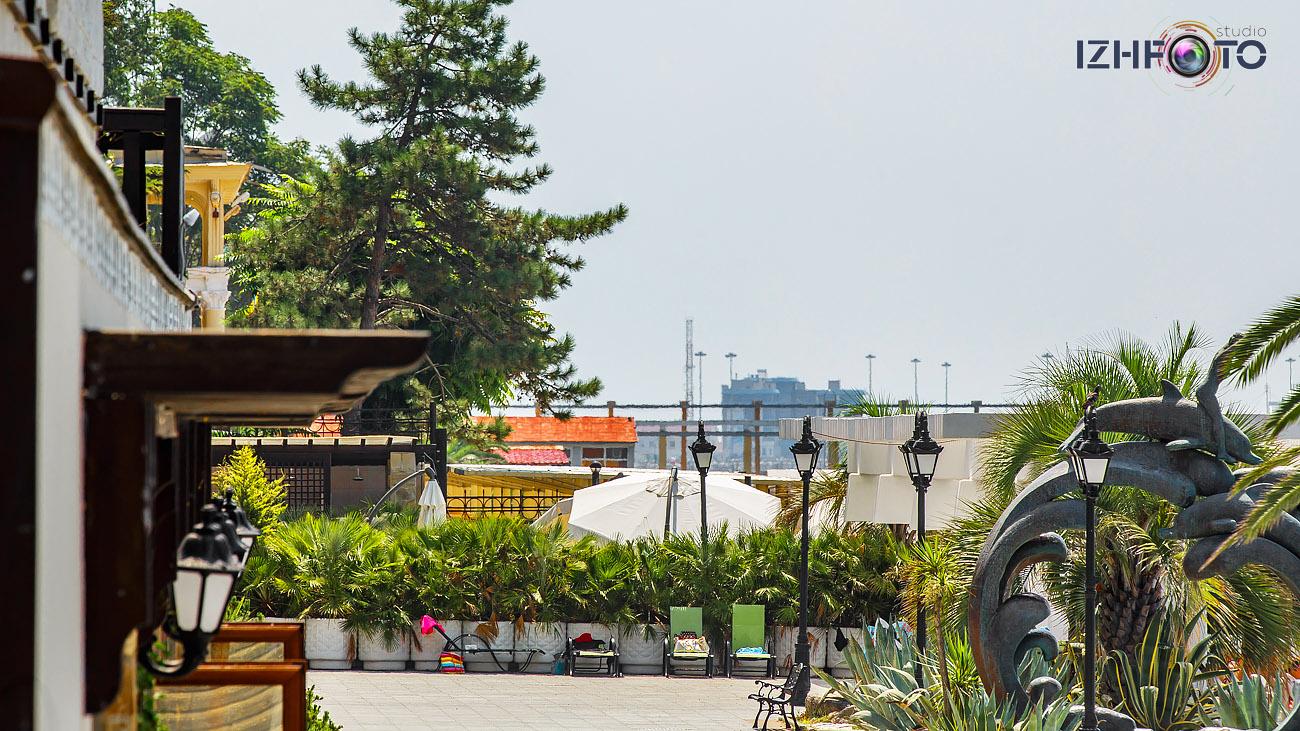 Остров Сочи отель