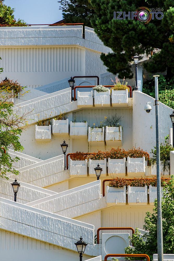 Уникальный сочинский отель Заполярье