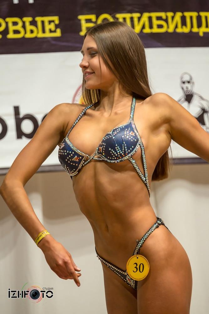 Красивые Фитнес девушки