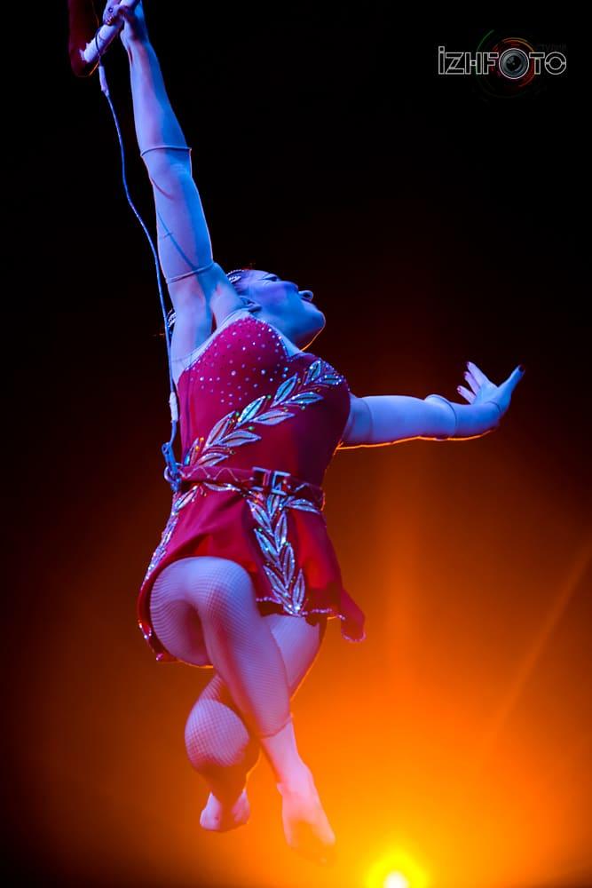 Цирк Ижевск фестиваль