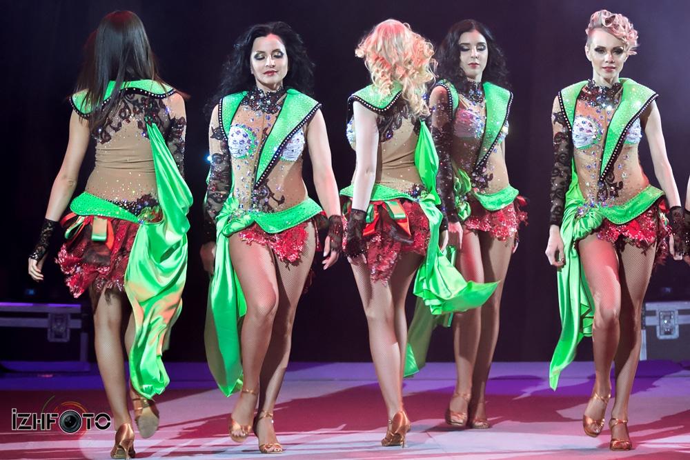 Фестиваль Цирк Ижевск