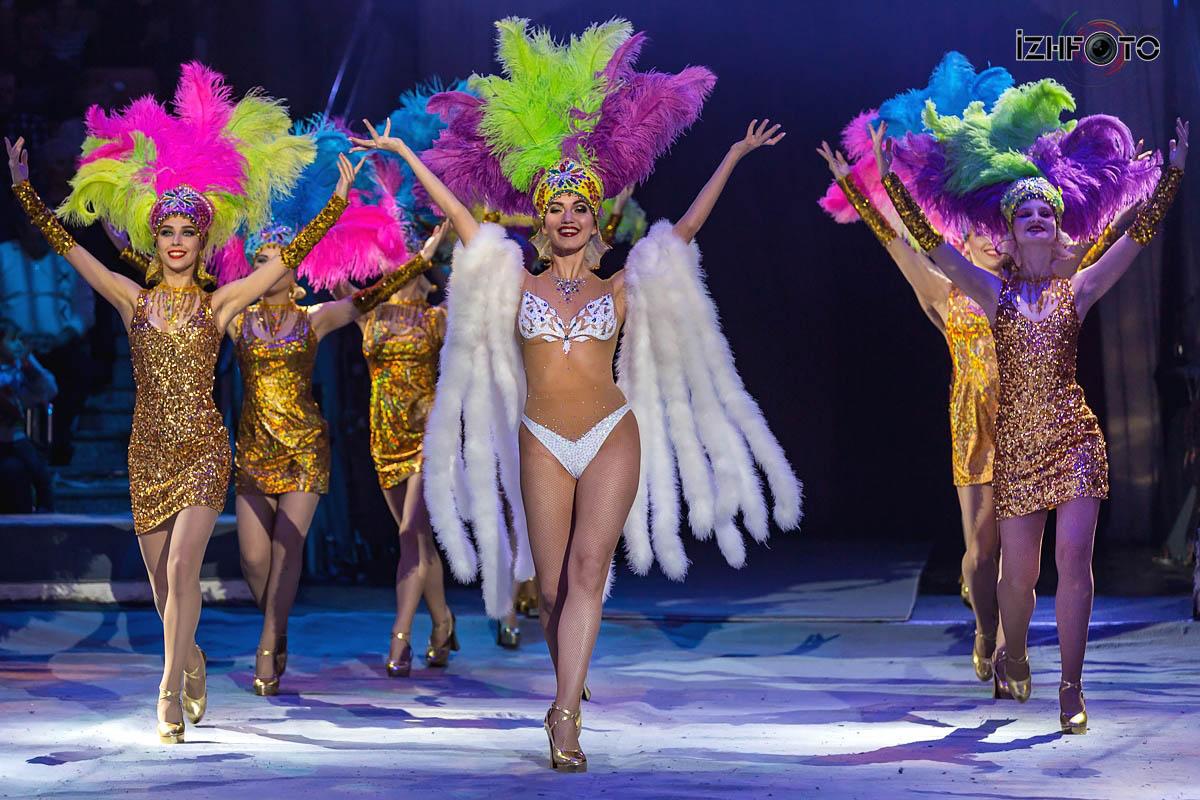 Открытие фестиваля Цирк Ижевск 2019