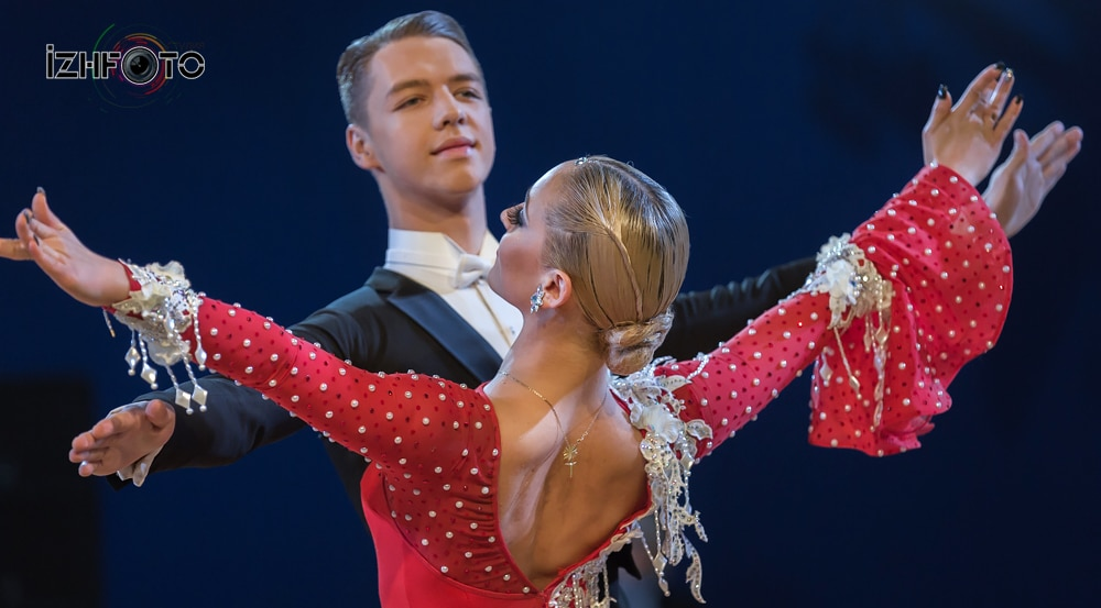 Бальные танцы Ижевск  Фото