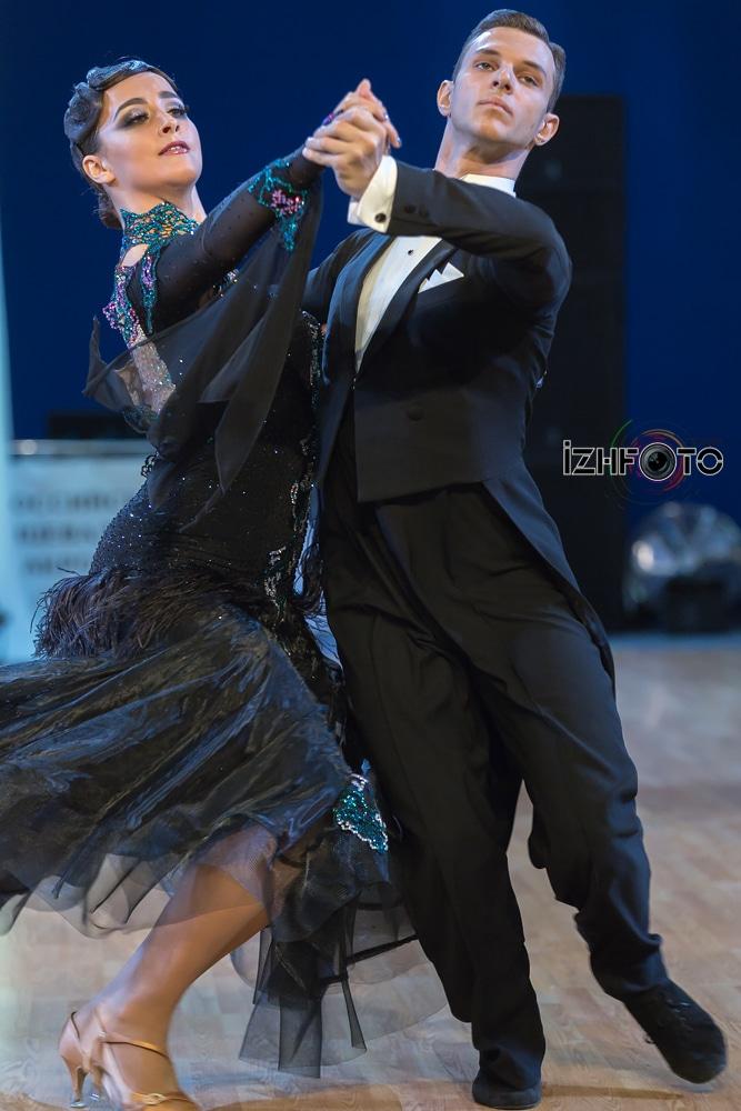 Танцы европейской программы