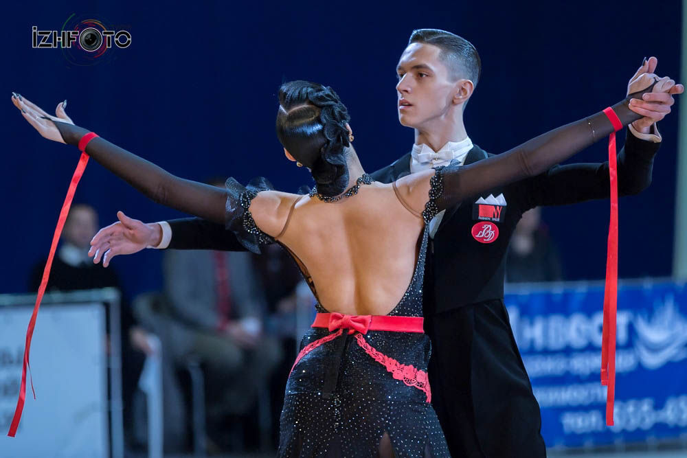 Кубок Главы Удмуртии по спортивным танцам 2018