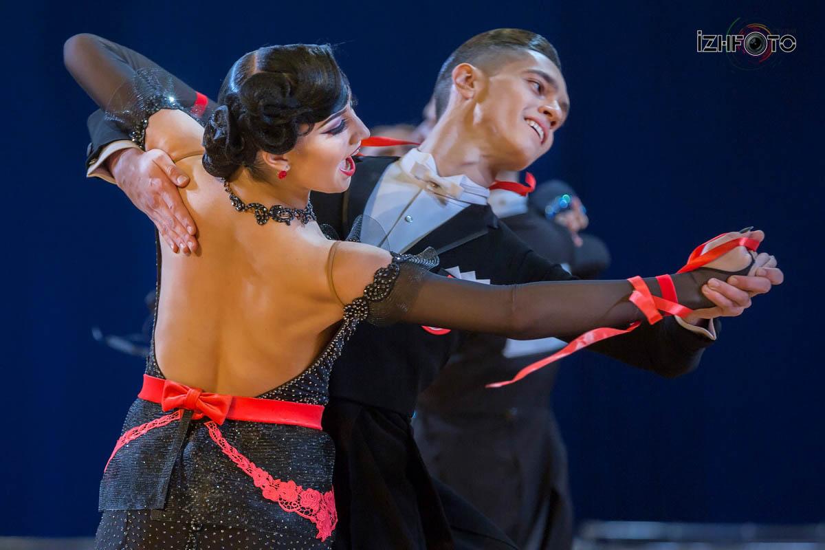 Фото Бальные танцы Ижевск 2018