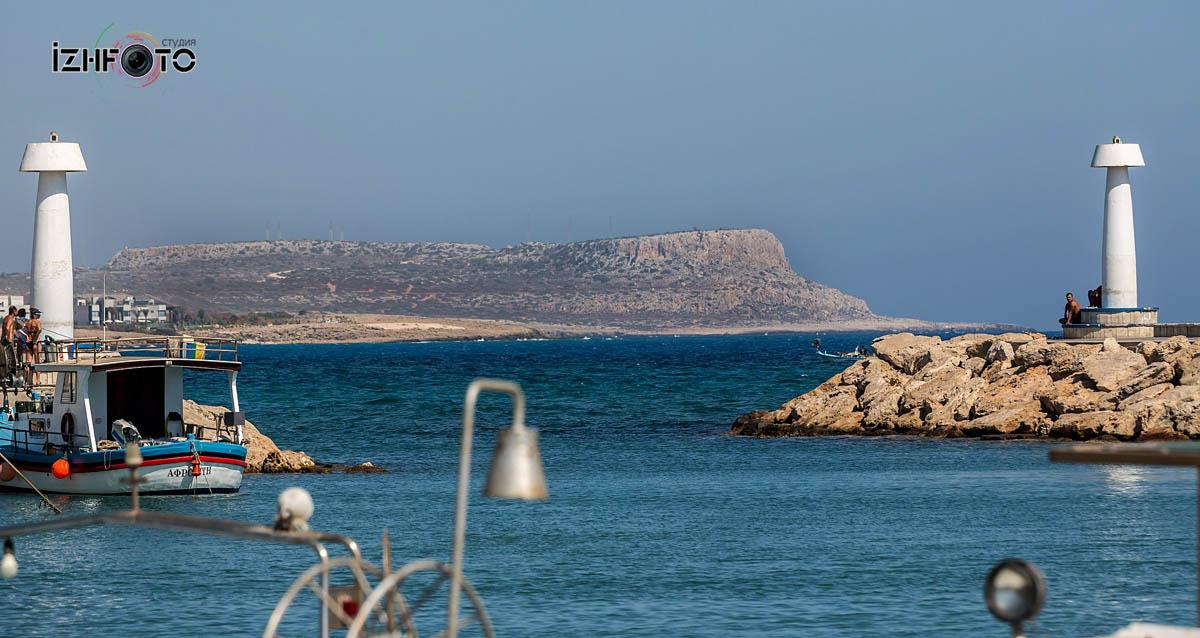 Айя напа море фото