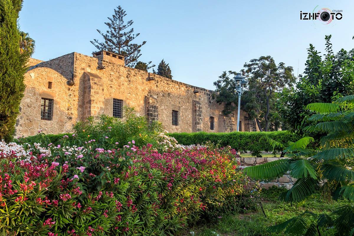 Монастырь Святой Напы / Ayia Napa Monastery
