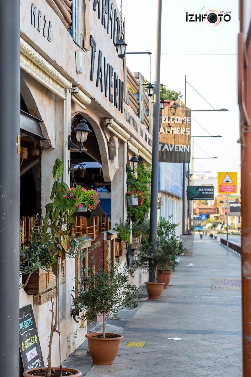 Кипр Айя напа рестораны