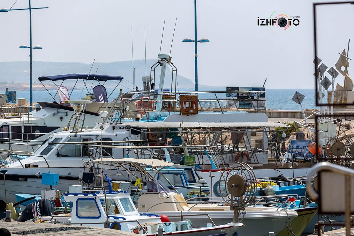 Порт Айя-Напы / Ayia Napa Harbour