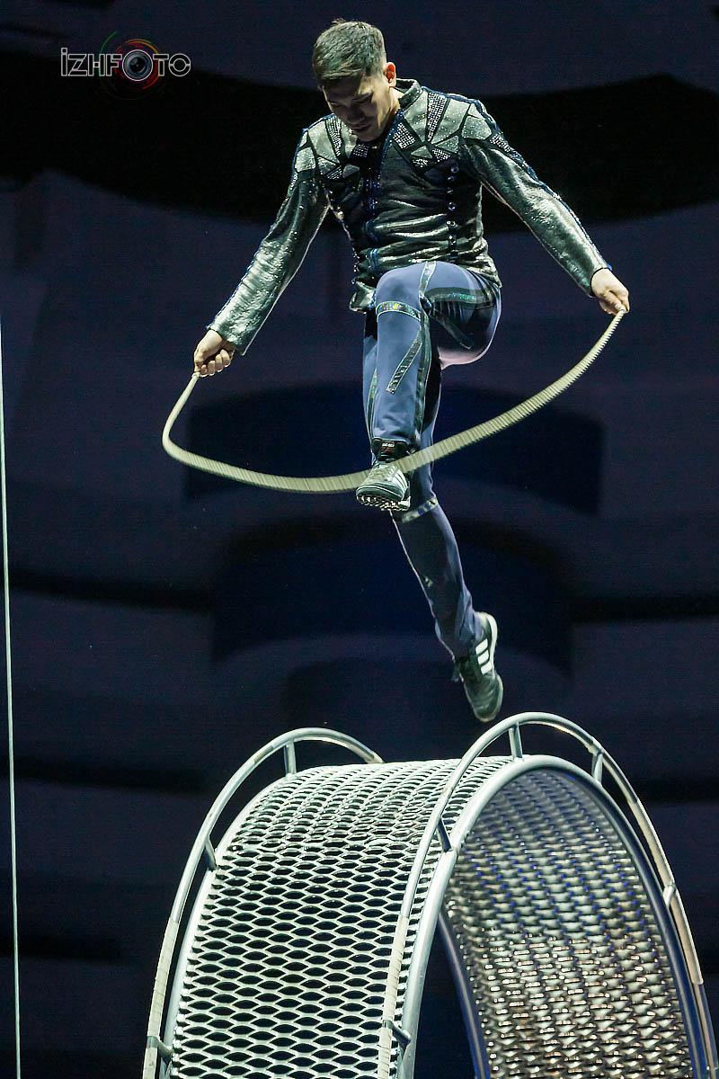 Фестиваль в Ижевском цирке 2019