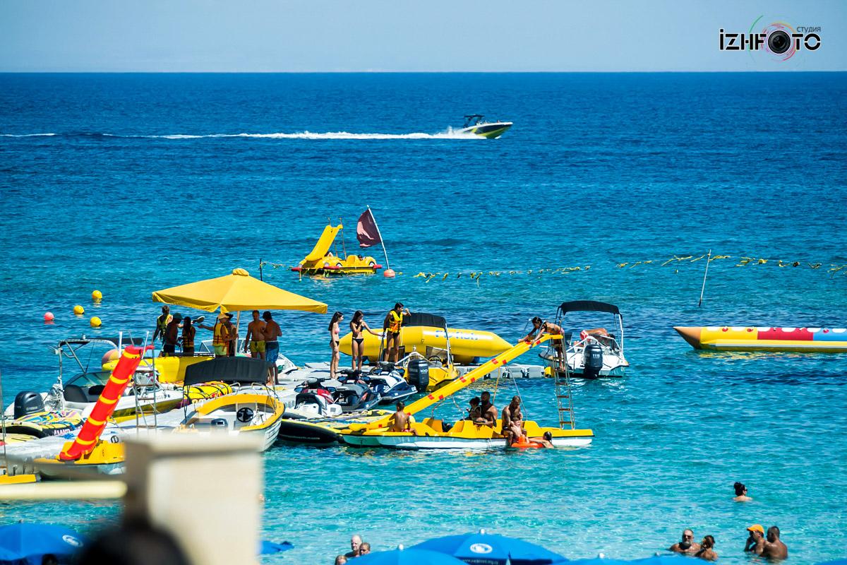 Xs Watersports Протарас Кипр Фото