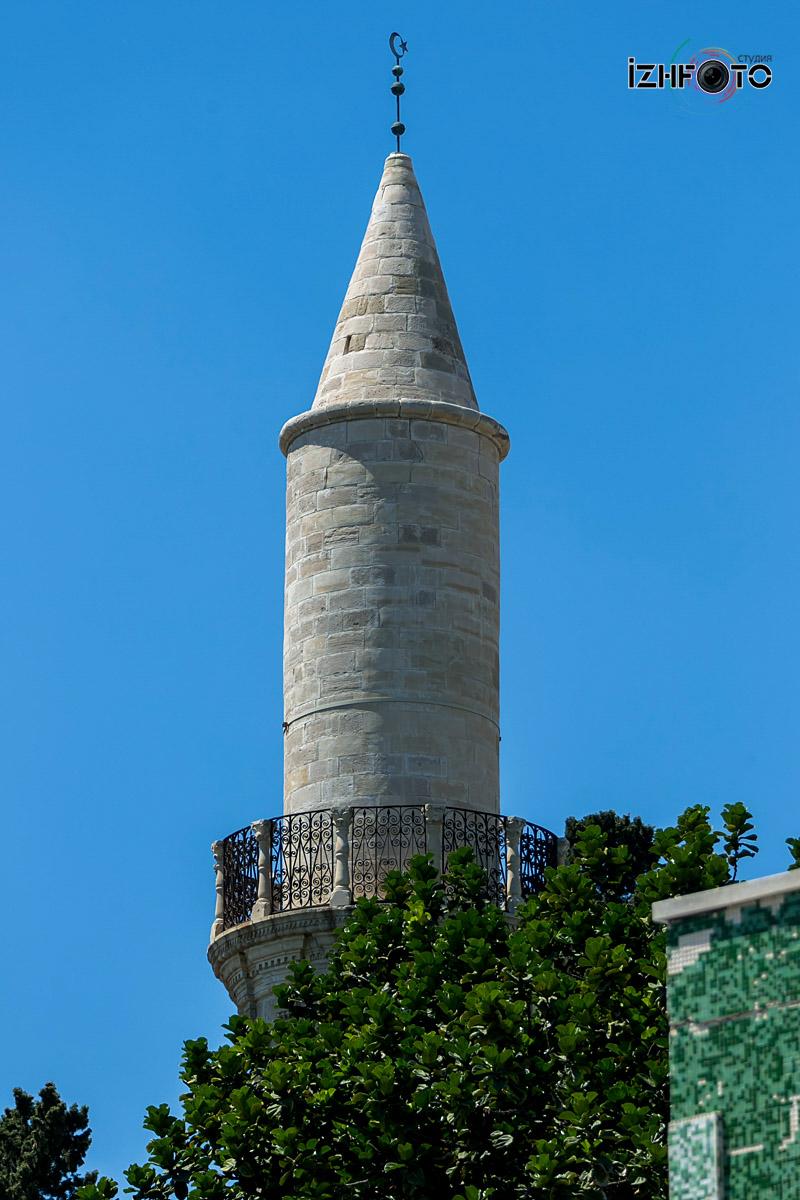 Мечеть Джами Кебир Ларнака Фото