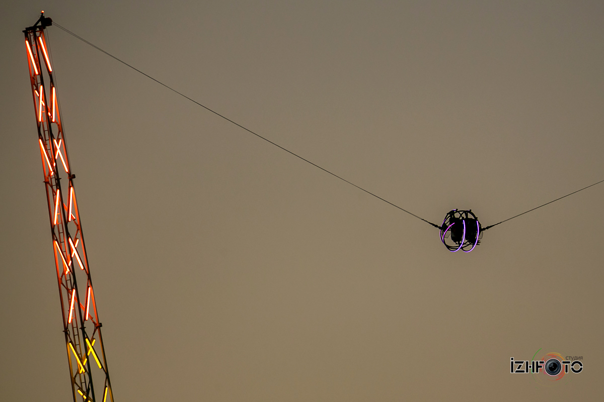 Лунапарк Айя Напа Фото