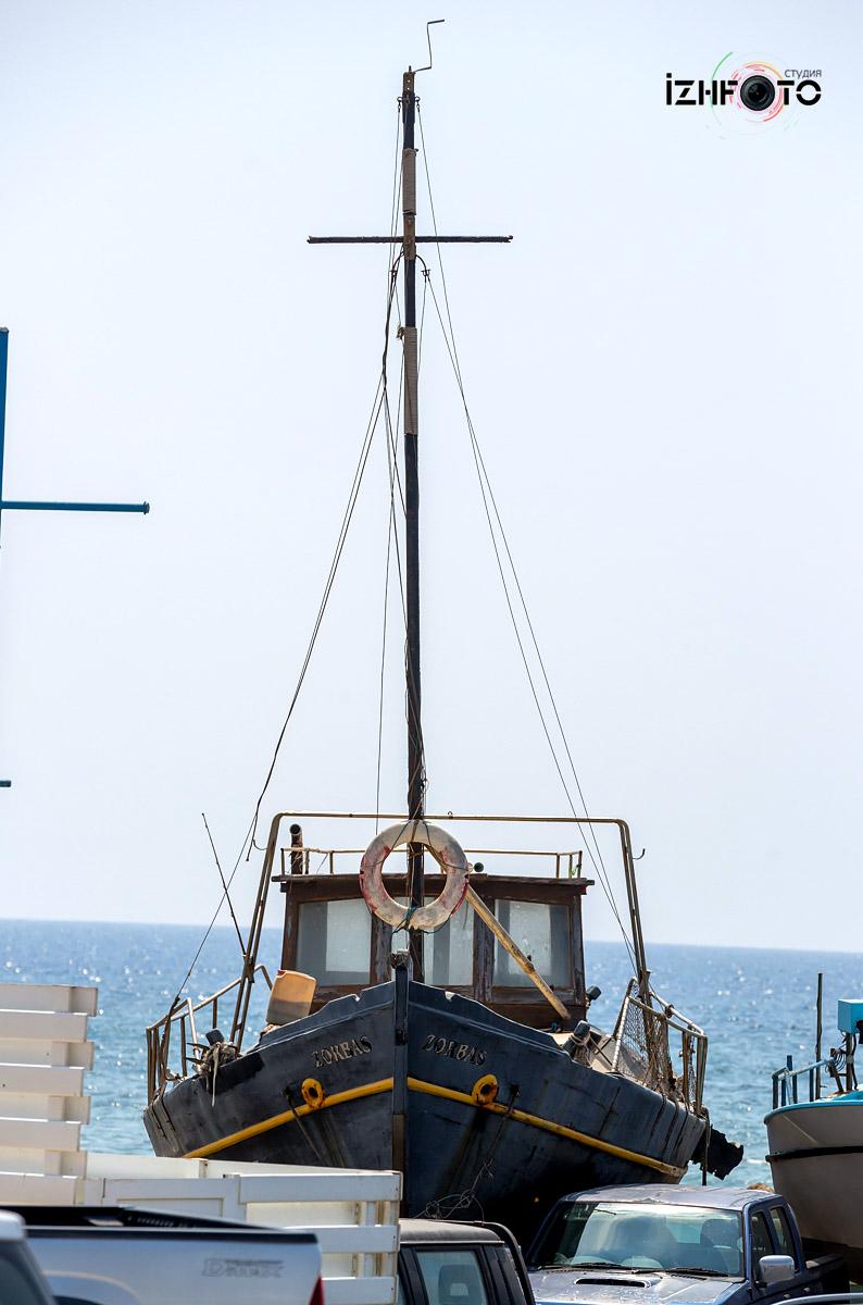 Ayia Napa Harbour Foto