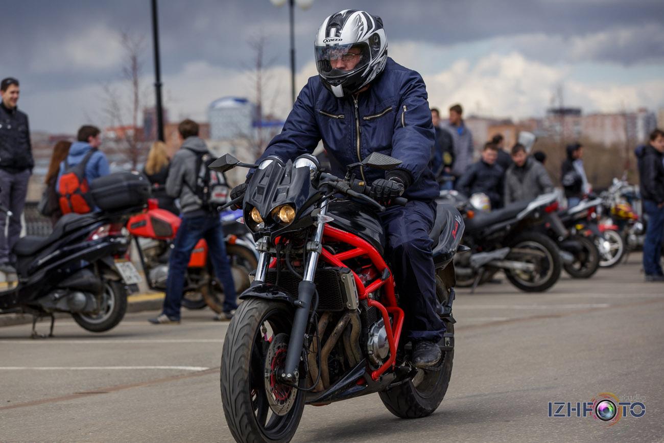 Фотографии мотоциклов в Ижевске