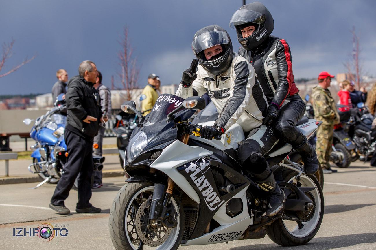 Фотографии мотоциклов Ижевск