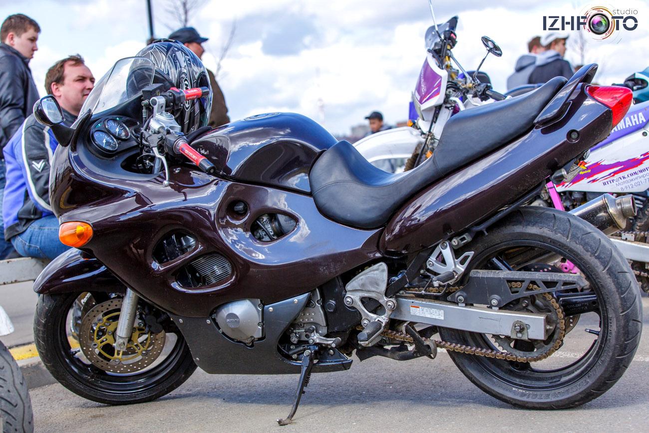 Мотоциклисты Фото