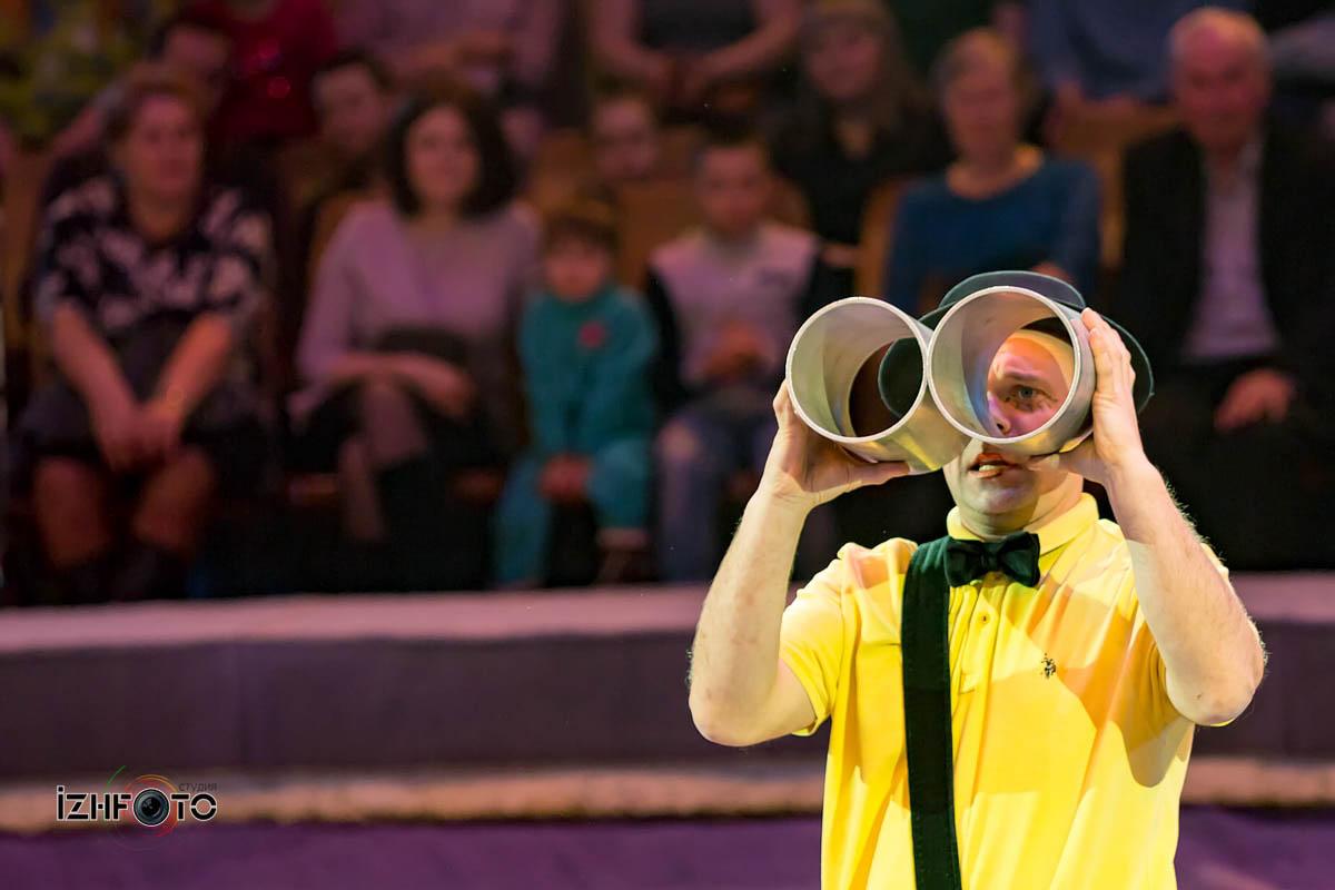 Фестиваль циркового искусства Ижевск 2019