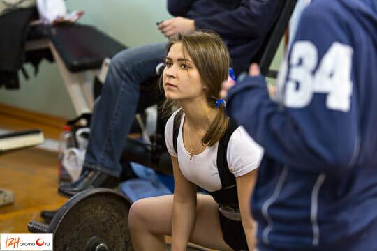 Софья Балашова, Ижевск