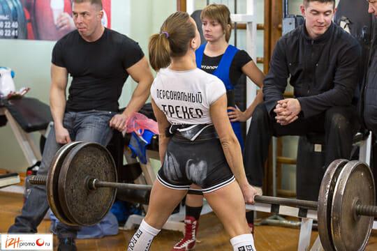 Соревнования по пауэрлифтингу в Ижевске
