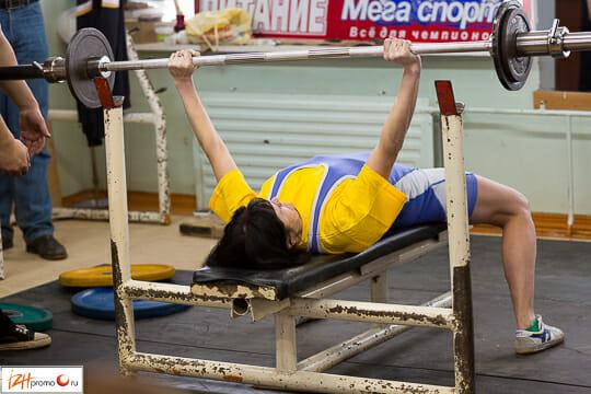 Лично-командный чемпионат Ижевска по пауэрлифтингу