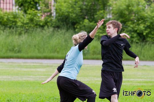Чемпионат Ижевска по Ultimate Frisbee