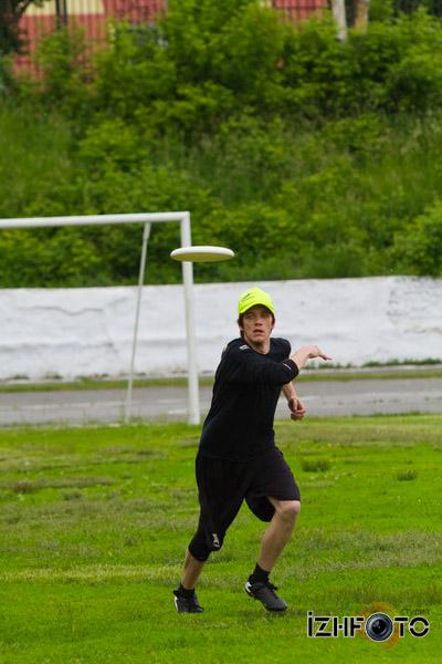 Frisbee - летающий диск