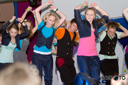 NEXT Ижевск танцы