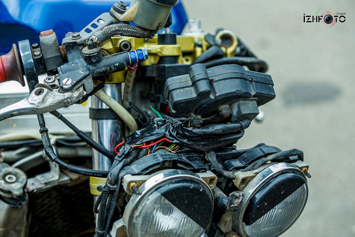 Оригинальный мотоцикл Фото