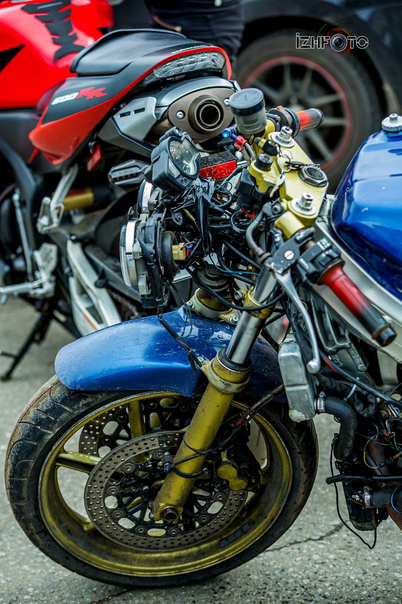 Мотоцикл своими руками Фото