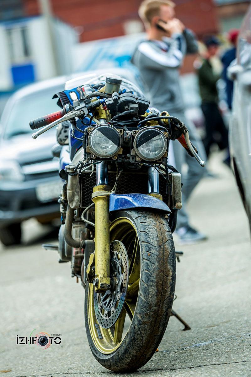 Мотоцикл своими руками в Ижевске