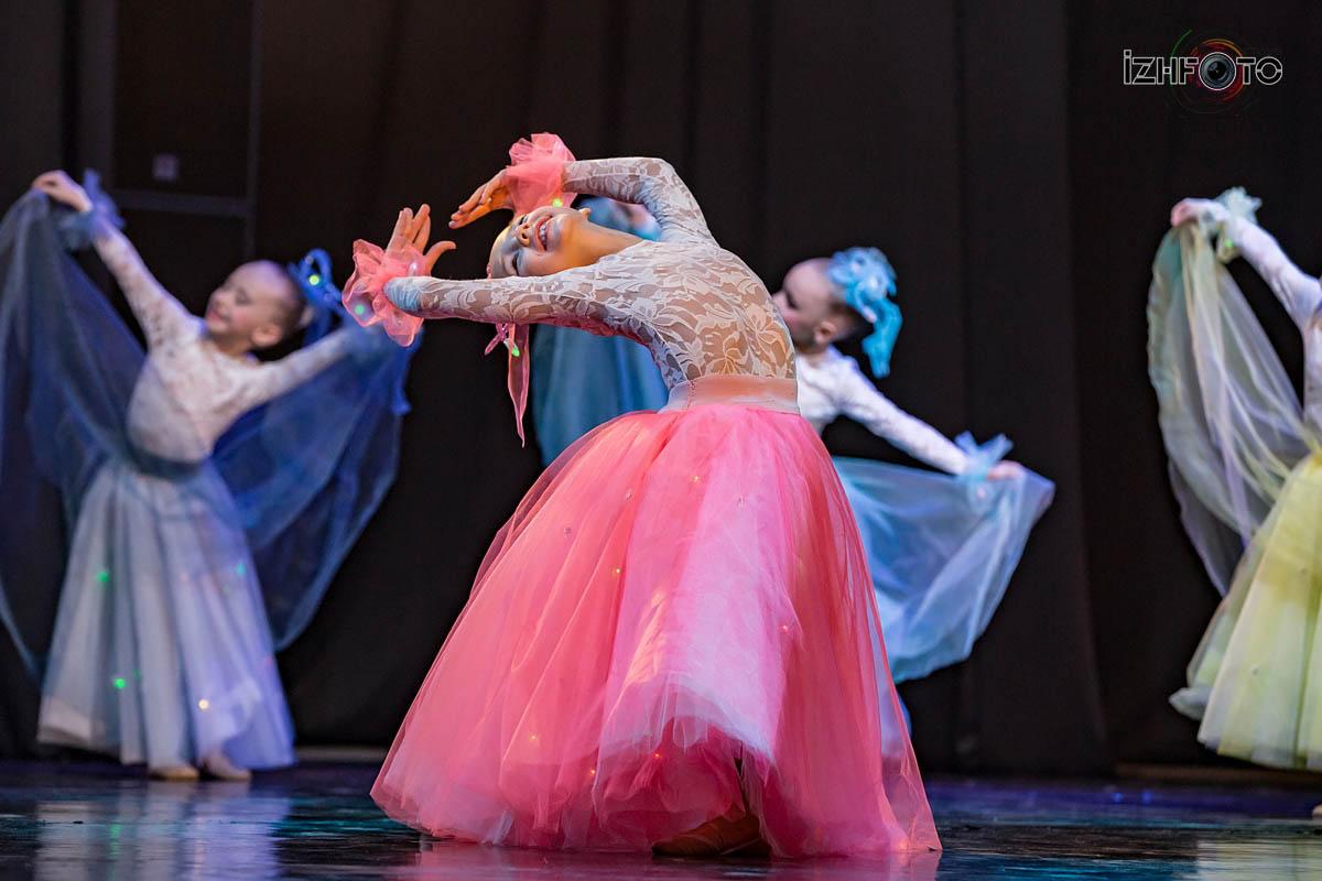 Театр танца Розовый слон Ижевск