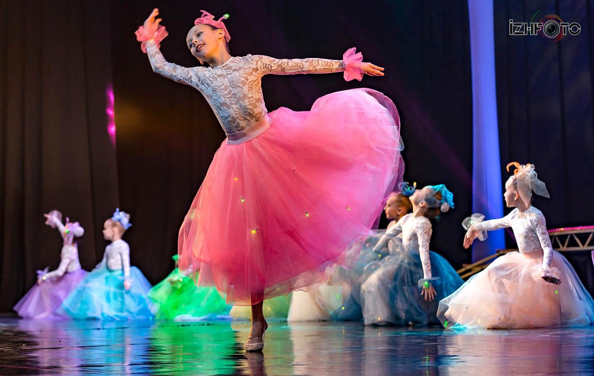 Детские танцевальные школы Ижевск